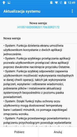 neffos x1 android 7.0 2