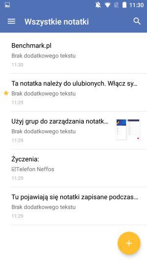 neffos x1 screen 14