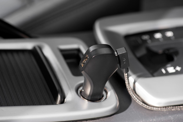 Nonda ZUS Smart Car Charger and Finder