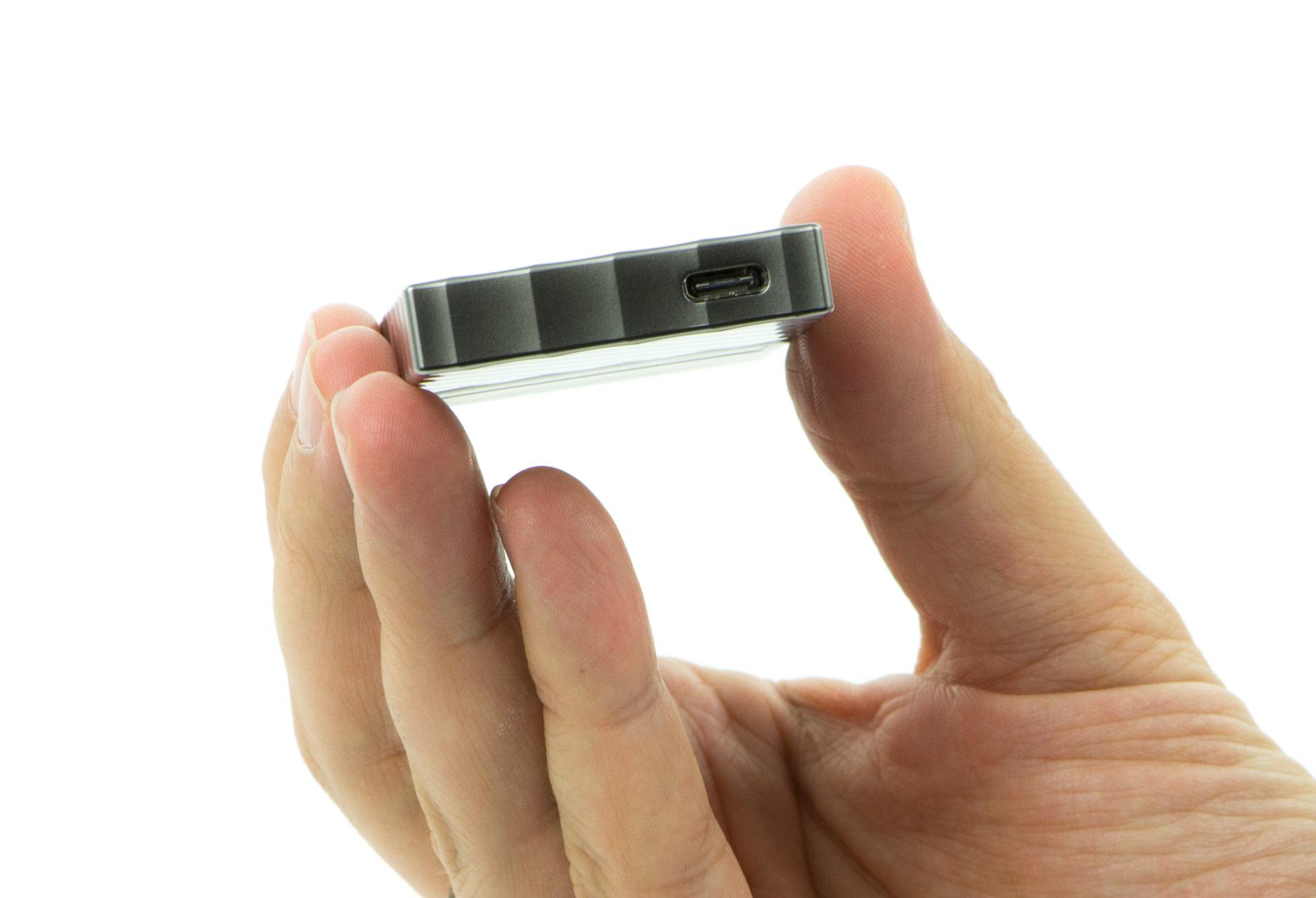 WD My Passport SSD - dysk ze złączem USB typu C