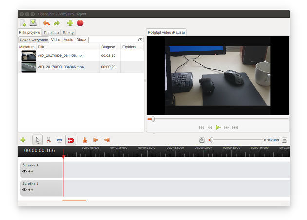 OpenShot video editor Linux | Ubuntu 16