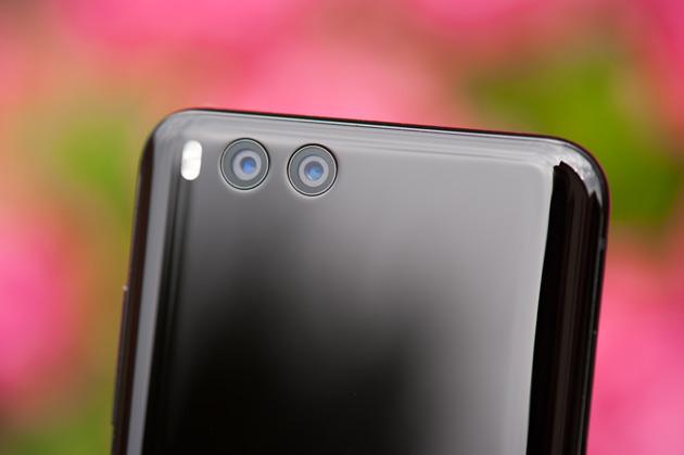 Xiaomi Mi 6 - podwójny aparat tylny