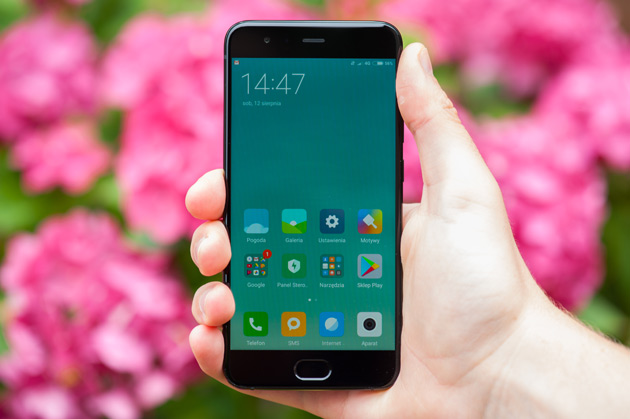 Xiaomi Mi 6 - recenzja i test