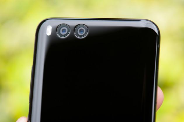 Xiaomi Mi 6 - aparaty tylne