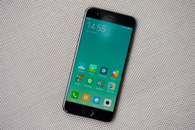 Xiaomi Mi 6 - wyświetlacz