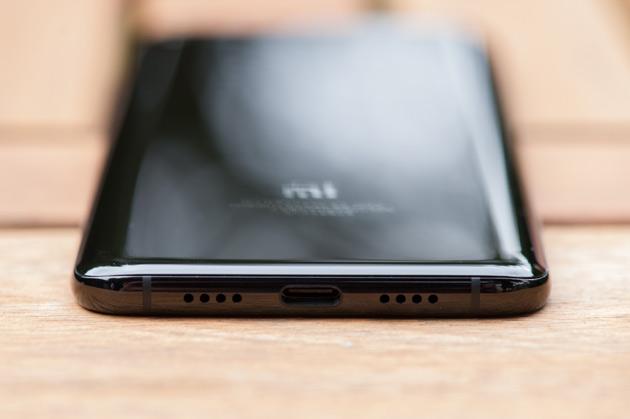 Xiaomi Mi 6 - USB typu C