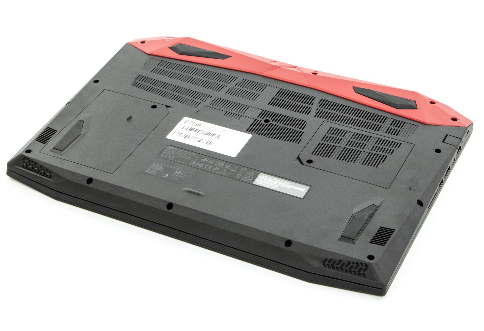 Acer Predator Helios 300 spód
