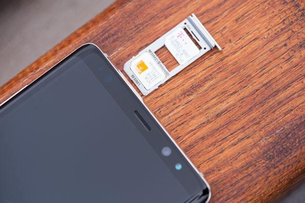 Galaxy Note 8 dual SIM (Duos)