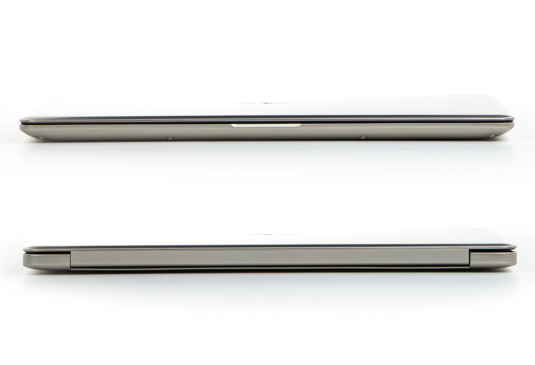 Asus VivoBook Pro 15 przód i tył