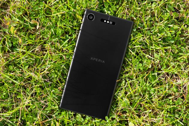 Sony Xperia XZ1 - tył