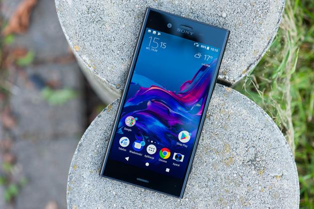 Sony Xperia XZ1 - test i recenzja
