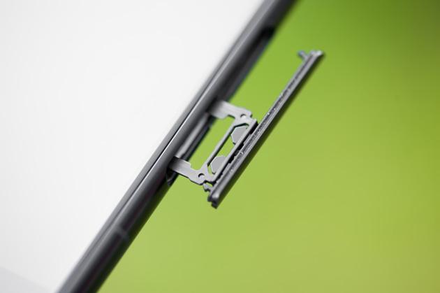 Xperia XZ1 - slot microSD