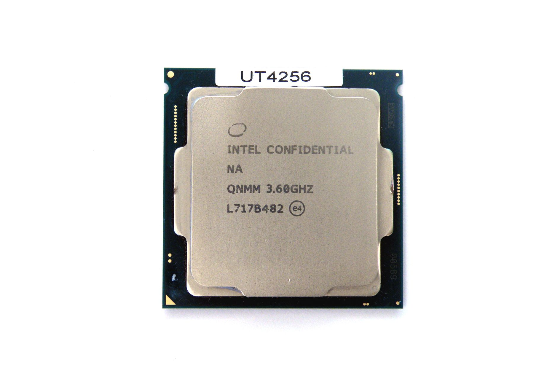 Intel Core i5-8600K ES