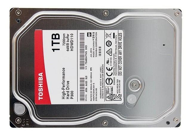 Toshiba 1TB - dyskj HDD
