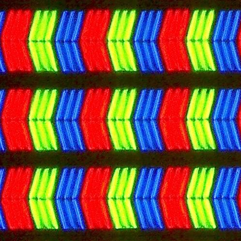 Philips 55PUS6262 - struktura subpixeli