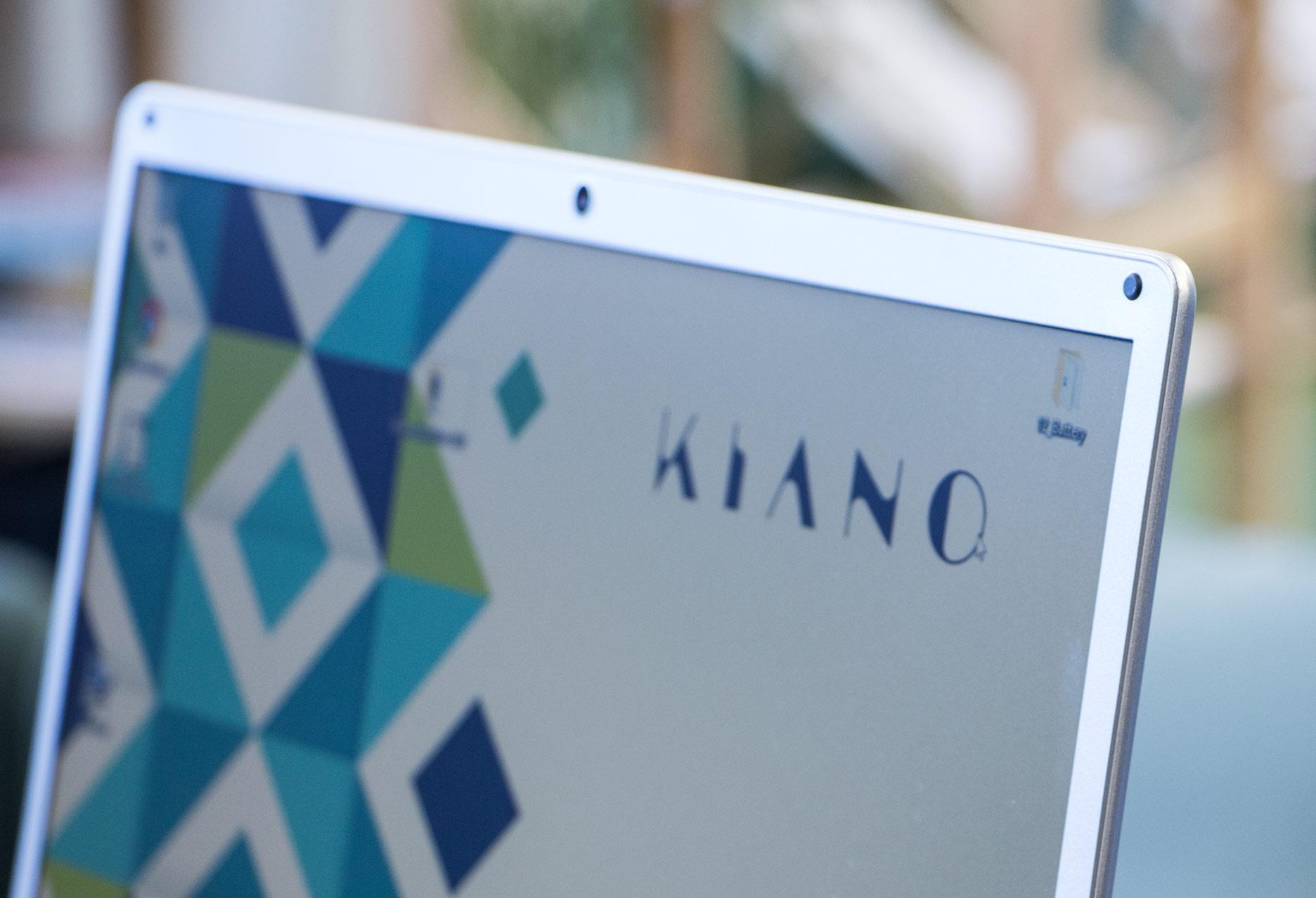 Kiano SlimNote 14.2+ ramka ekranu