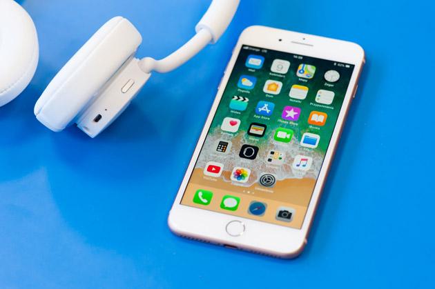 iPhone 8 Plus brak gniazda słuchawkowego