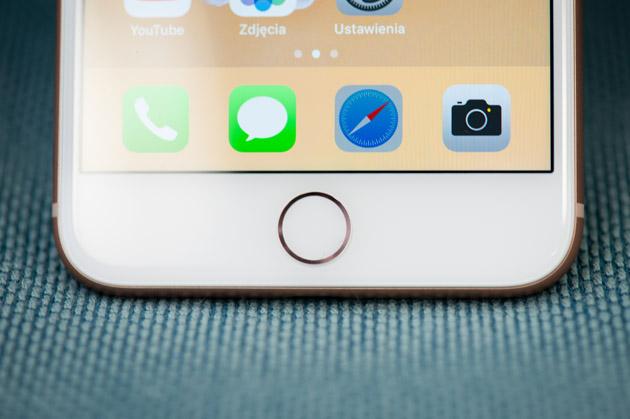 iPhone 8 Plus przycisk home