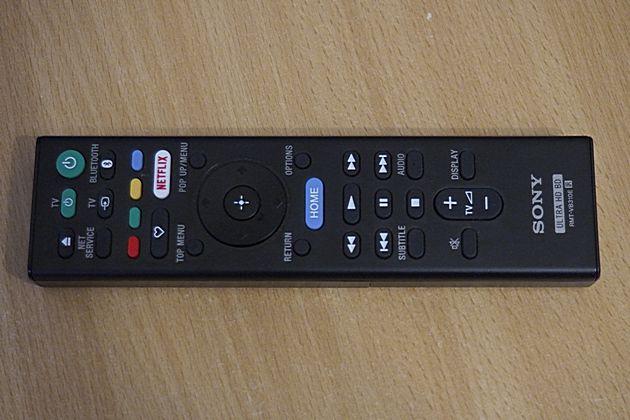 Sony UBP-X800 - pilot