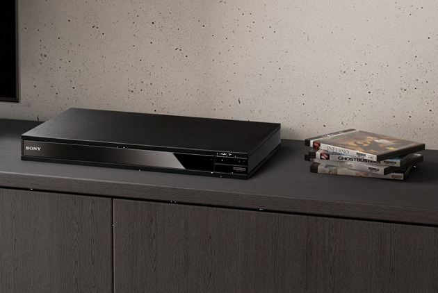 Sony UBP-X800 - test