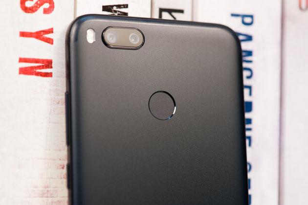 Xiaomi Mi A1 - tył