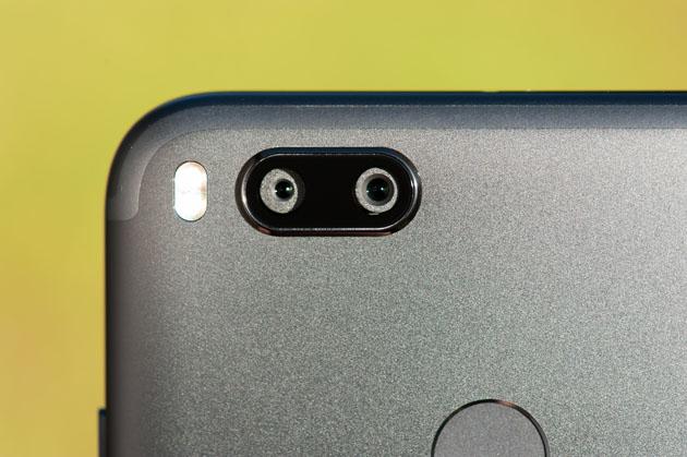 Xiaomi Mi A1 - podwójny aparat zoom 2x