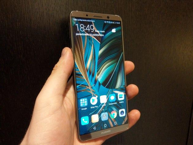 Huawei Mate 10 Pro pierwsze wrażenia