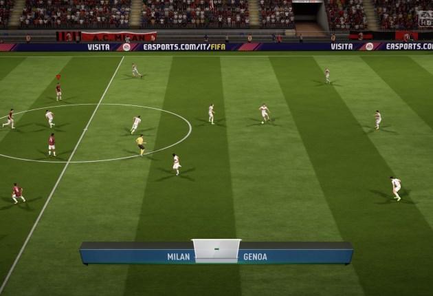 fifa 18 Forza AC Milan