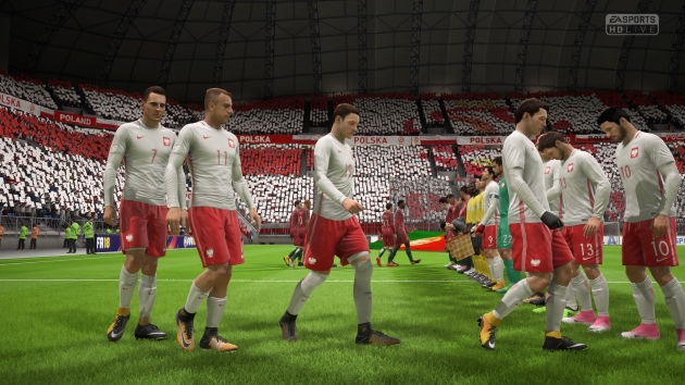 fifa 18 reprezentacja polski