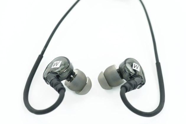 MEE Audio X6 Plus obie słuchawki