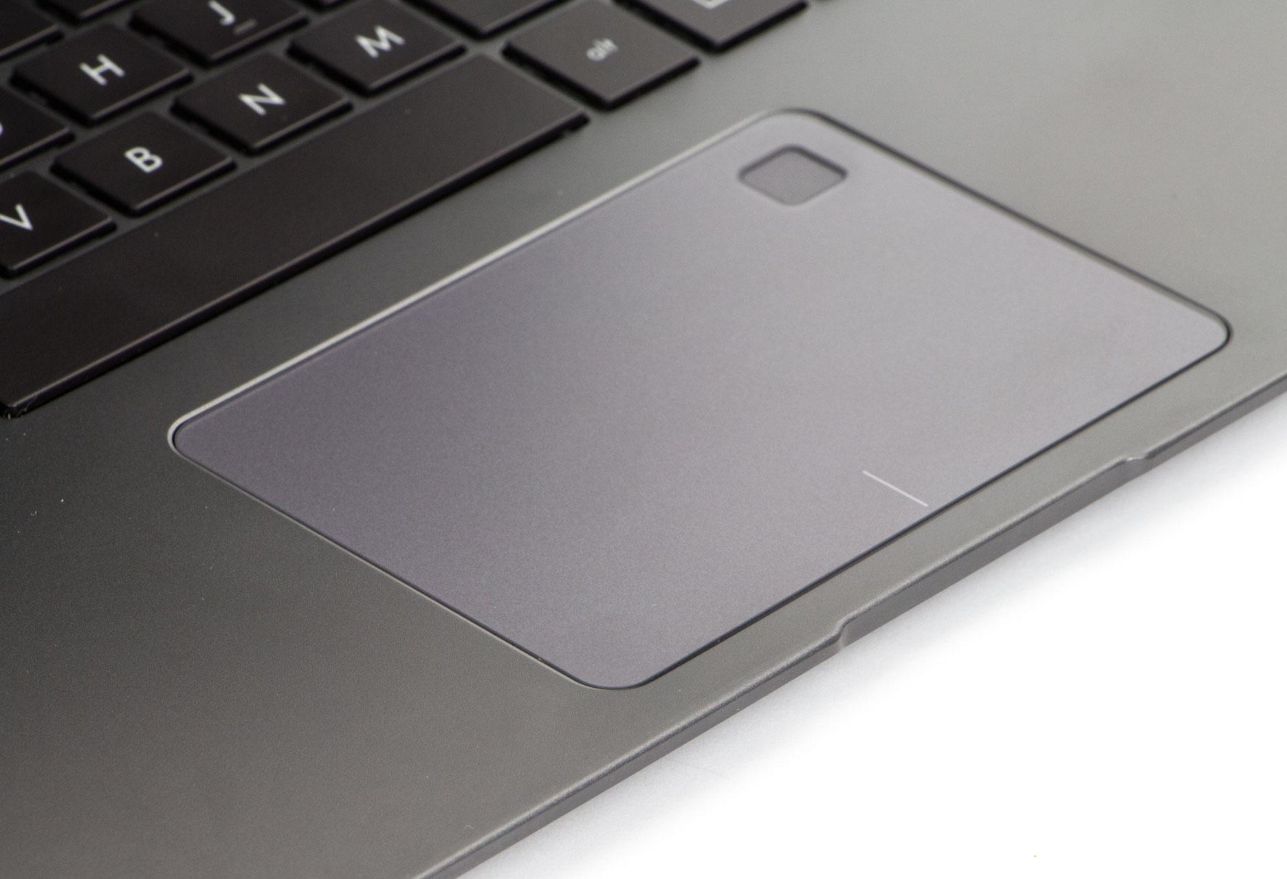 Asus Zenbook UX430U touchpad