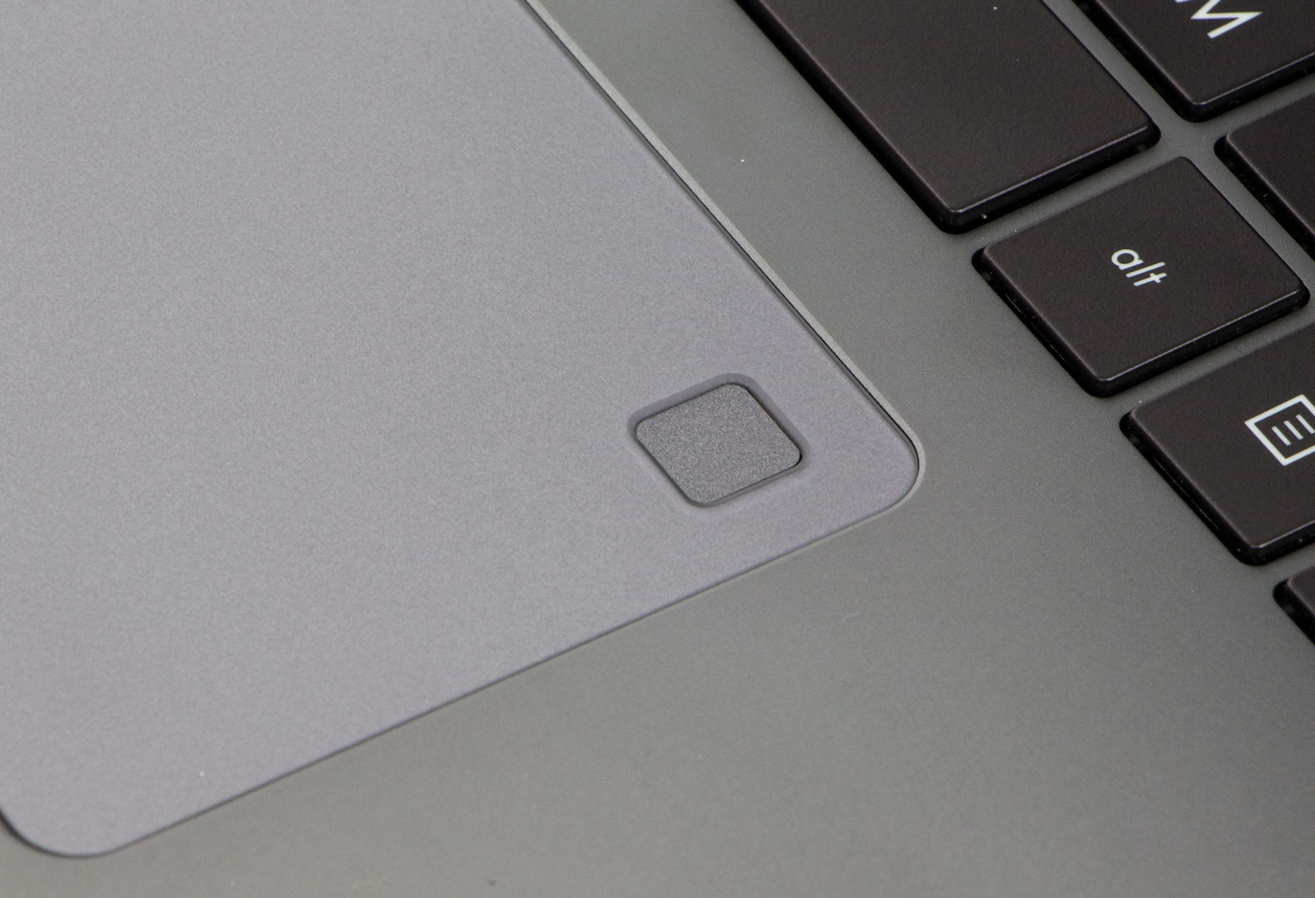 Asus Zenbook UX430U czytnik linii papilarnych
