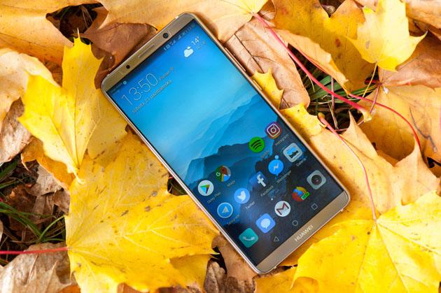 Huawei Mate 10 Pro - przód