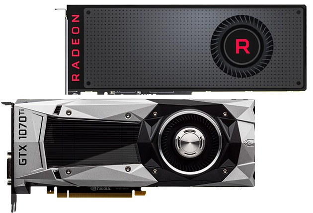 Radeon vs GeForce
