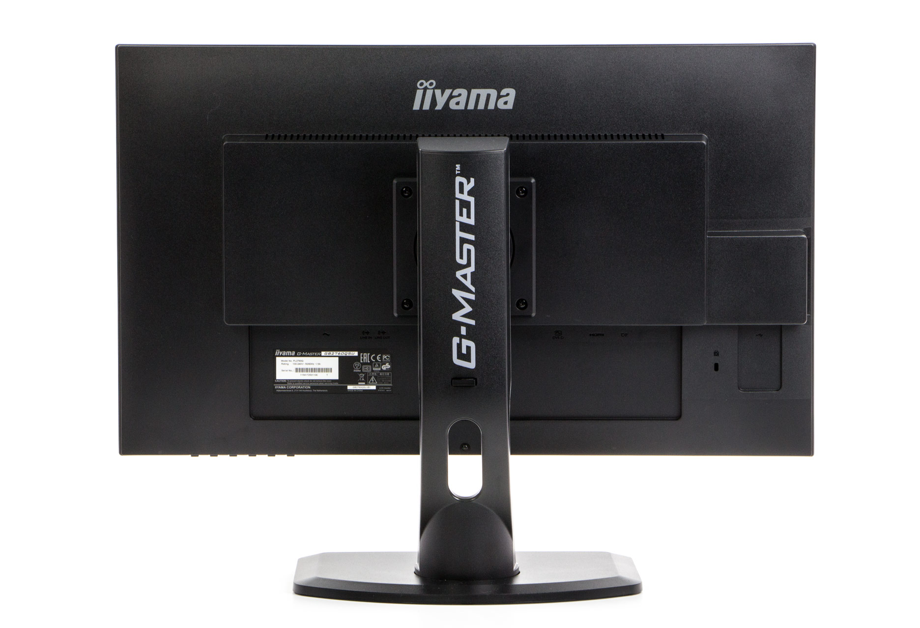 iiyama G-Master GB2760QSU tył