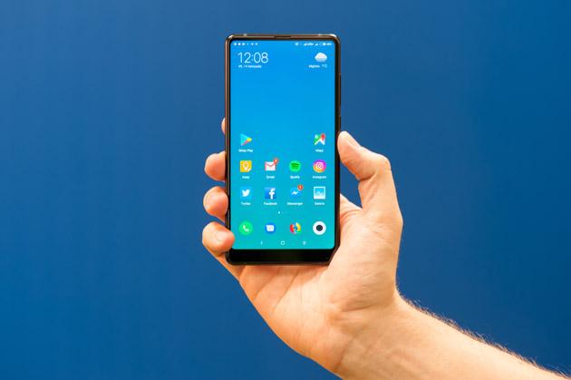 Xiaomi Mi Mix 2 - przód