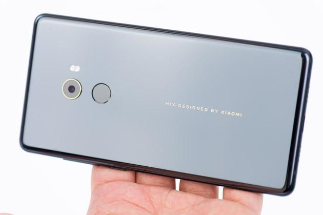 Xiaomi Mi Mix 2 - tył obudowy