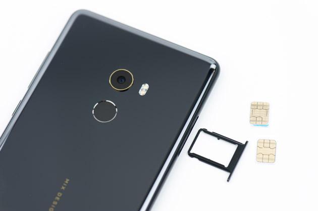 Xiaomi Mi Mix 2 - dual SIM