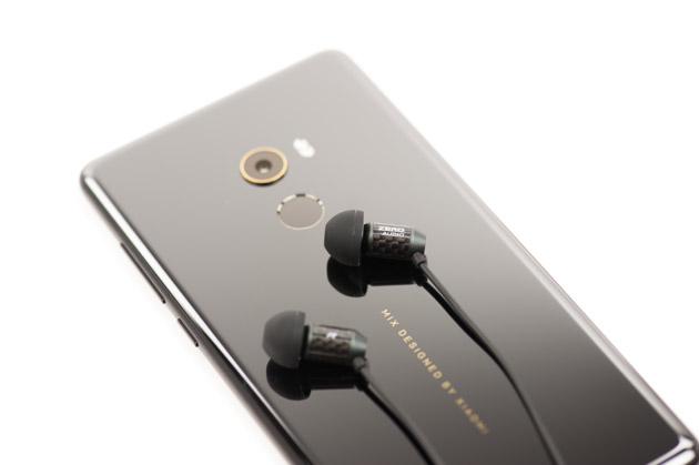 Xiaomi Mi Mix 2 - wysoka jakość dźwięku na słuchawkach