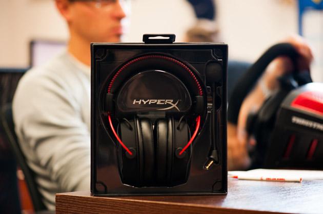 HyperX Cloud Alpha - dobre słuchawki do gier