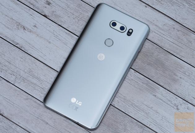 LG V30 tył góra