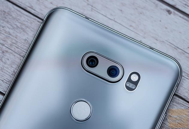 LG V30 tylne aparaty