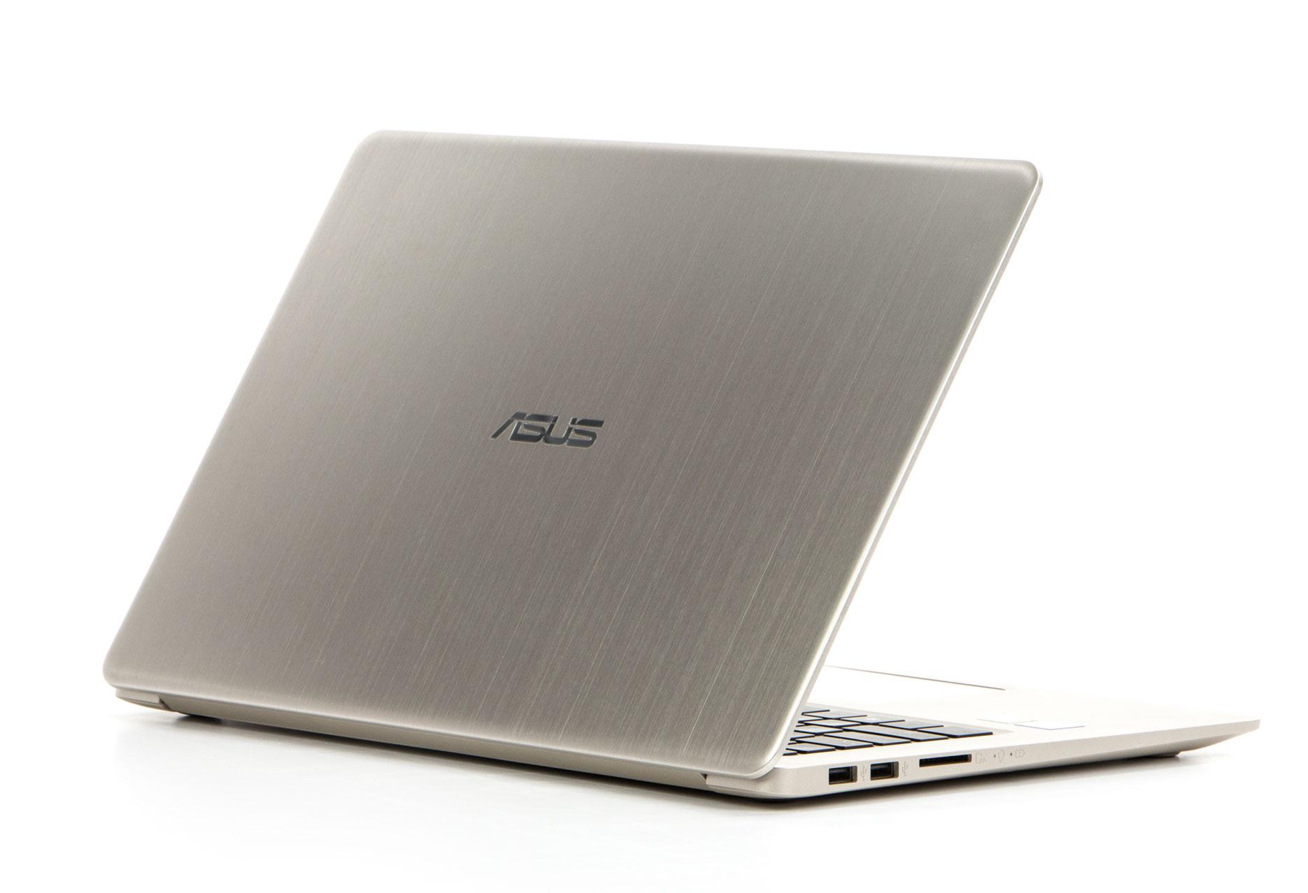 Asus VivoBook S15 tył profil