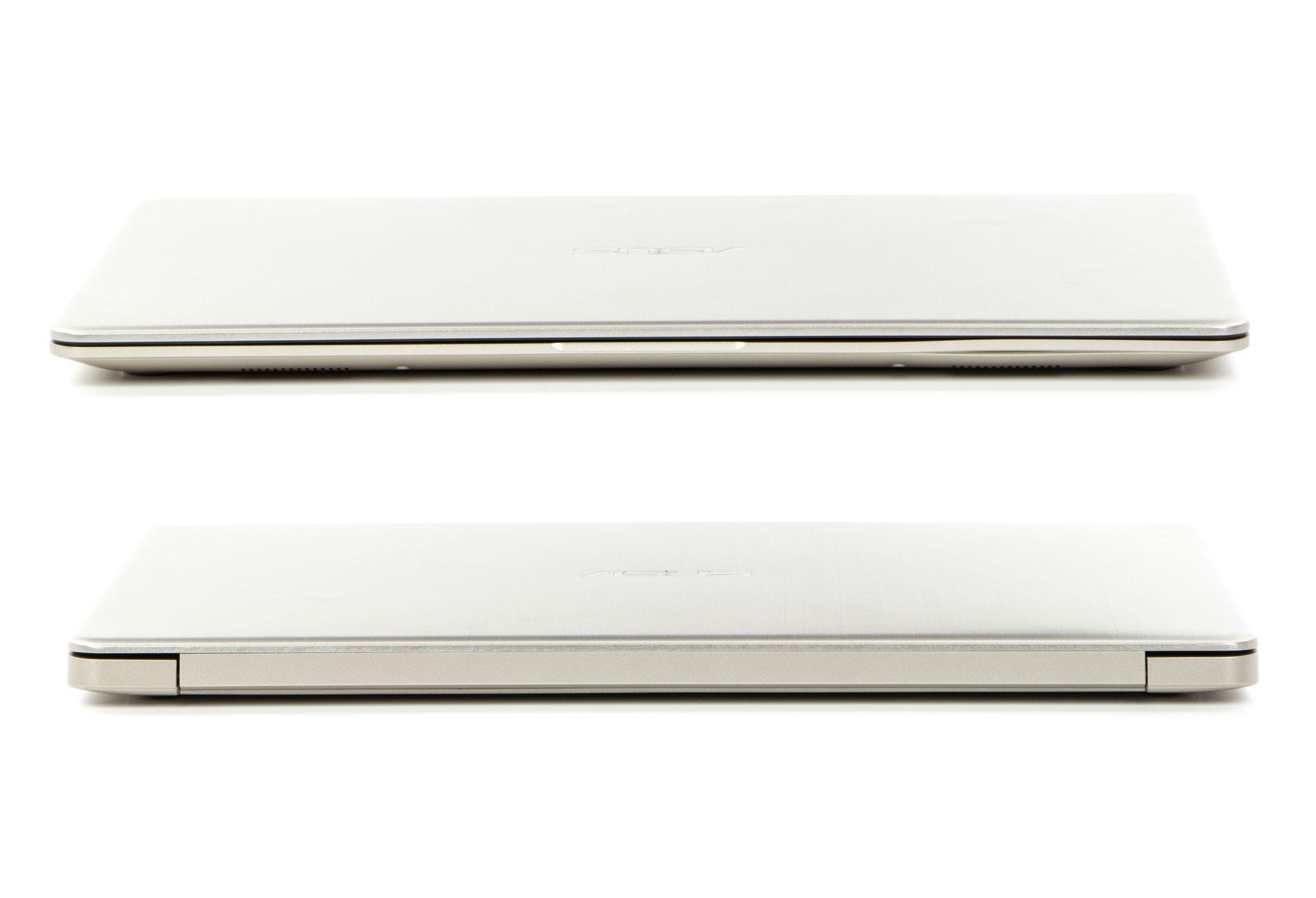 Asus VivoBook S15 przód i tył