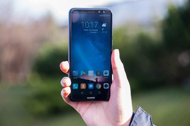 Huawei Mate 10 Lite - test i recenzja