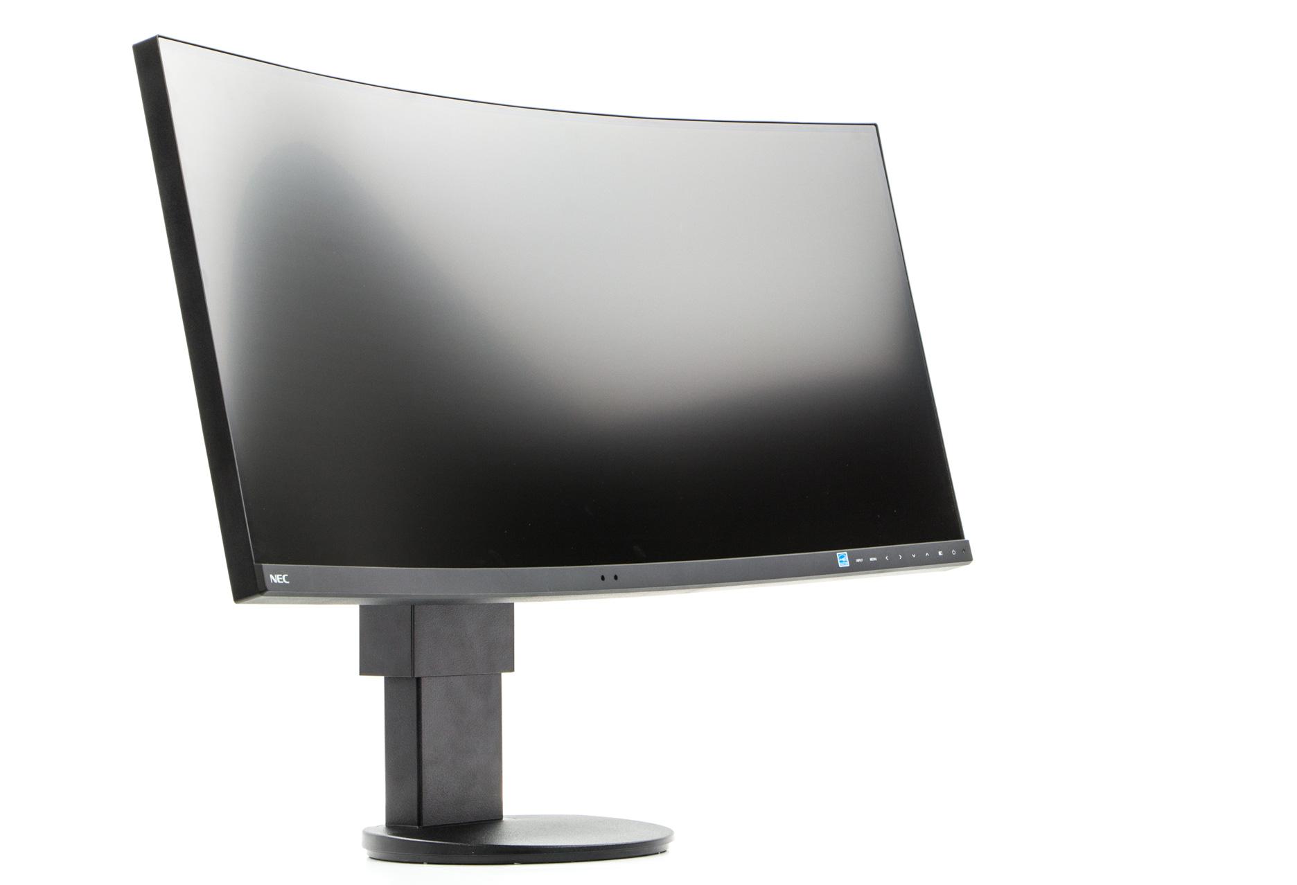 NEC MultiSync EX341R zakrzywiony ekran