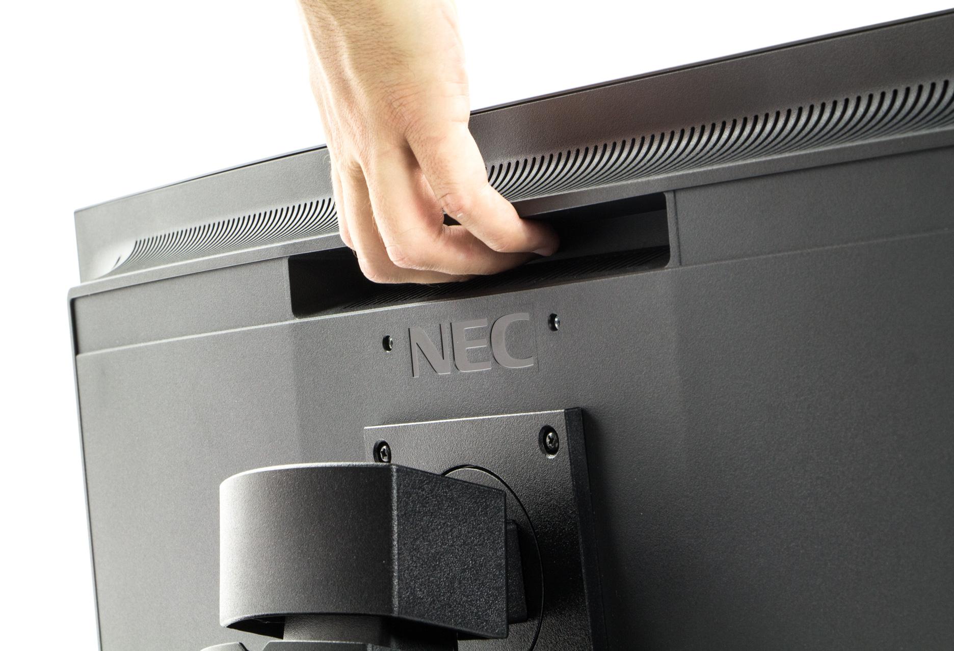 NEC MultiSync EX341R uchwyt