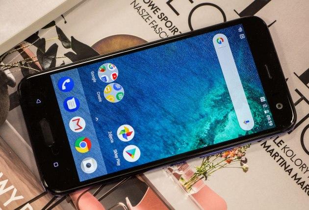 Telefon z czystym Androidem bez nakładki