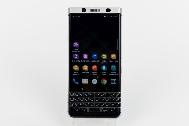 BlackBerry Keyone front