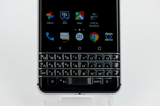 BlackBerry Keyone klawiatura